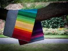 Jeliquilts: The rainbow queen is back....