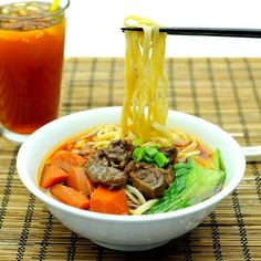 Lollicup introduces Beef Noodle Soup to their new menus!
