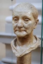 Image result for aging process sculpture