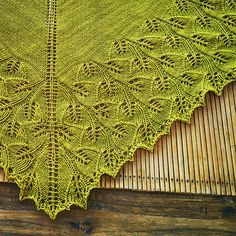 Ravelry: Project Gallery for Ginkgo Shoulderette Shawl pattern by Maggie Magali