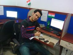 In My Office