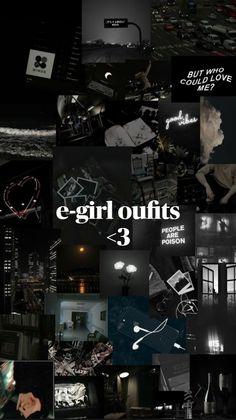 e-girl oufits <3