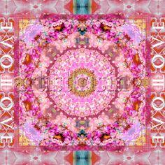 Love Mandala No 8 Photography at ArtistRising.com
