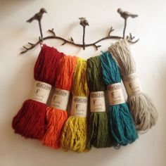 Heirloom Yarn at Loop