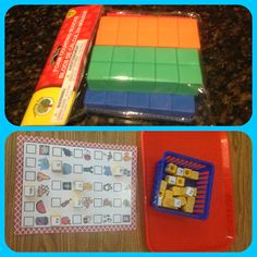 FREEBIE! Foam Cube Literacy Centers. Download a free set of 7 easy-to-assemble literacy centers using foam counting cubes! Includes: beginning sound to letter match, upper- to lowercase match, and 5 CVC centers.