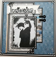 scrappehjertet.blogspot.no: bordkort Frame, Decor, Picture Frame, Decoration, Decorating, Frames, Deco