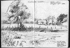 Whalley Weir: Summer School by skyeshell, via Flickr