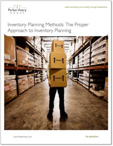 Inventory Planning Methods | Retail Consultants, Retail Strategy ...