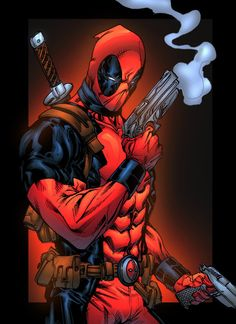 #Deadpool #Fan #Art. (Deadpool) By:H8Leech. (THE * 5 * STÅR * ÅWARD * OF * MAJOR ÅWESOMENESS!!!™)