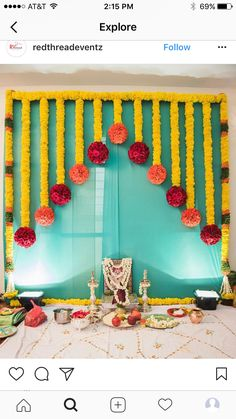 Decorations Decoration Ideas Wedding Decorations is part of Housewarming decorations - Desi Wedding Decor, Wedding Stage Decorations, Backdrop Decorations, Festival Decorations, Baby Shower Decorations, Flower Decorations, Backdrops, Diwali Decorations At Home, Umbrella Decorations