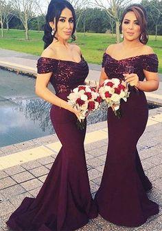 2016 bridesmaid dresses, long bridesmaid dresses, mermaid bridesmaid dresses…