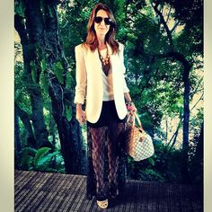 1o Dia #fashionrio - @camifashiontips- #webstagram