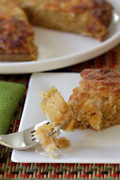 Torta de Plátano Maduro - AntojandoAndo My Colombian Recipes, Colombian Food, Cuban Recipes, Desert Recipes, Fish Recipes, Cake Recipes, Wiggles Cake, Lolly Cake, Gourmet