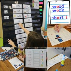 Tunstall's Teaching Tidbits: Spelling and Phonics - Step by Step