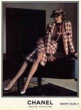 Chanel 1983 Haute Couture, Suit