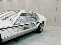 Bertone Concept Cars | Benedict Redgrove