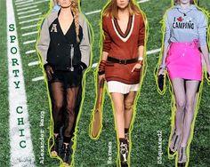 #fashion #glam #chic #sport