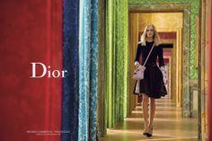 Dior Returns to Versailles for Next 'Secret Garden' Film - Slideshow