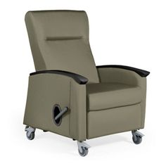 Harmony Mobile Medical Recliner #healthcare #decor | National Business Furniture