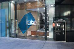 Koko the dry cleaner
