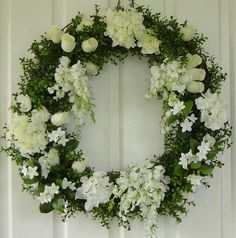 Wedding Wreath - 30inch at Awesome Wreaths