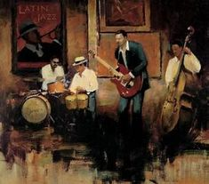 Latin Jazz Art - Bing images