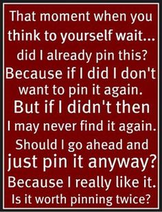 funny ~ I always just pin again just in case. Lol So True, True True, Great Quotes, Funny Quotes, Awesome Quotes, This Is Your Life, I Love To Laugh, Good Jokes, Found Out
