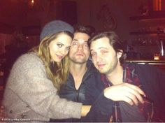 Lyndsy Fonseca, Shane West, Aaron Stanford