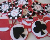 Poker chip tag 3D - 12