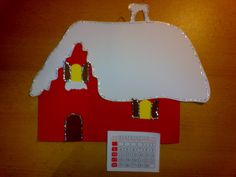 Ιδέες για Χριστουγεννιάτικα ημερολόγια. Εκτυπώστε το πατρόν που υπάρχει και ξεκινήστε το δικό σας ημερολόγιο ;) Φεγγάρι με κοιμισμένο αγγελάκι:... Xmas Pictures, Xmas Crafts, Blog, Christmas, Molde, Xmas, Christmas Printables, Weihnachten, Yule