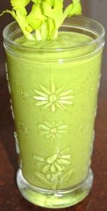 Green Dinosaur Smoothie! Spinach, lettuce, avocado, banana, pineapple, mango, almond milk, orange juice, flax seeds.