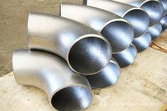 316L Stainless Steel Welded Elbow