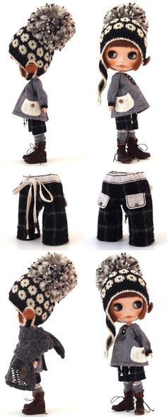 ** Blythe outfit ** Lucalily 346**の画像:mahounote.