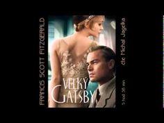 Great Gatsby, Francis S  Fitzegerald, audiokniha