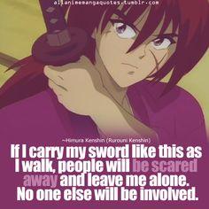 Kenshin – Rurouni Kenshin – Best Art images in 2019 I Love Anime, Me Me Me Anime, Samurai Champloo, Manga Quotes, Rurouni Kenshin, Manga Games, Anime Shows, Live Action, Famous Quotes