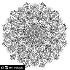 #Repost @rottenpixels A first original drawing in a few weeks #mandalatattoo #draw #artist #mandaladesign #drawing #mandala #beautiful #kaleidoscope #kaleidoscopic #heymandalas #beautiful_mandalas #geometry #drawing #symmetry #artoftheday #mandalala #wacom #wacomdrawing #zentangle #mandalasworld #featuregalaxy #mandalamaze #symmetrybuff #zen_dala #symmetry_art #symmetryghosts #rottenpixels #mandalas #endowment_explora