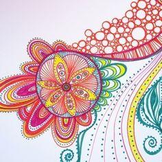 Extreme doodling