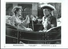 Elsa Lanchester and Frank Morgan in Naughty Marietta - escano Collection