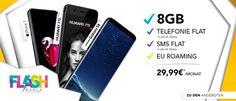 8GB OTELO Allnet Flat XL+ für 29,99€ mit Galaxy S8 für 1€ http://www.simdealz.de/vodafone/otelo-allnet-flat-xl-mit-smartphone/