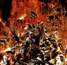 Mordheim by Geoff Taylor | Art of Warhammer