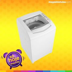 SÓ HOJE: Lavadora de Roupas Brastemp de 10Kg com Painel Eletrônico por R$890! Clique aqui: http://maga.lu/17ivRl4