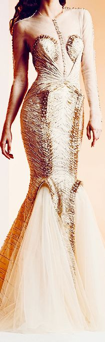 Ziad Nakad Haute Couture Spring/Summer 2014