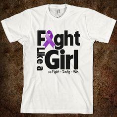 Lupus Shirts   Lupus Motto - Fight Like a Girl Shirts - Fight Like a Girl Shirts ...