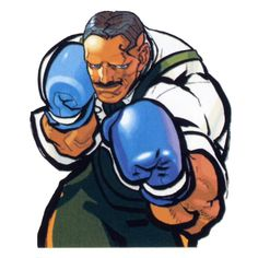 Dudley Portrait - Characters & Art - Street Fighter III