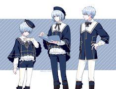 Khun Ran, Khun Aguero Agnes, Khun Hatzling Character Concept, Character Art, Anime Siblings, Poses References, Anime Dress, Fashion Design Drawings, Drawing Clothes, Character Outfits, Anime Outfits