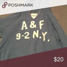 Hoodie Hoodie Abercrombie & Fitch Tops Sweatshirts & Hoodies