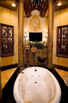 Bathroom ▇  #Home #Design #Decor  via IrvineHomeBlog - Christina Khandan - Irvine, California ༺ ℭƘ ༻