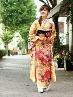 Ikumi Hisamatsu - Kimono Princess