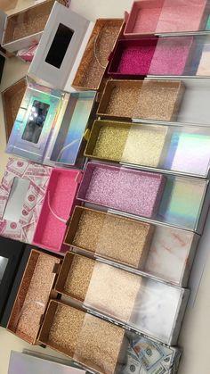 We are lash vendors eyelash packaging factory My whatsapp 8615264405993 Eyelash Brands, Eyelash Logo, Eyelash Case, Lash Names, Business Inspiration, Business Ideas, Lip Gloss Homemade, Lip Wallpaper, Small Business Organization