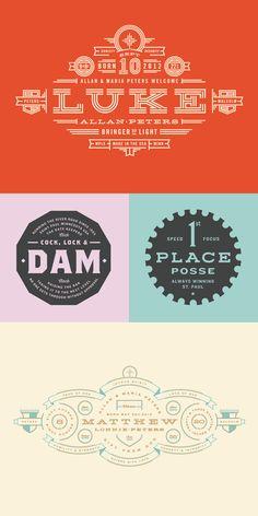 Badges - Allan Peters